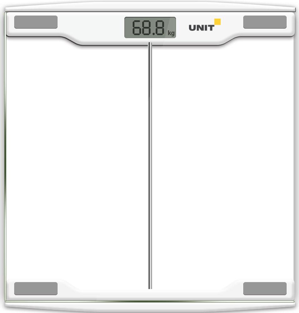 Unit UBS-2054 весы напольные электронные