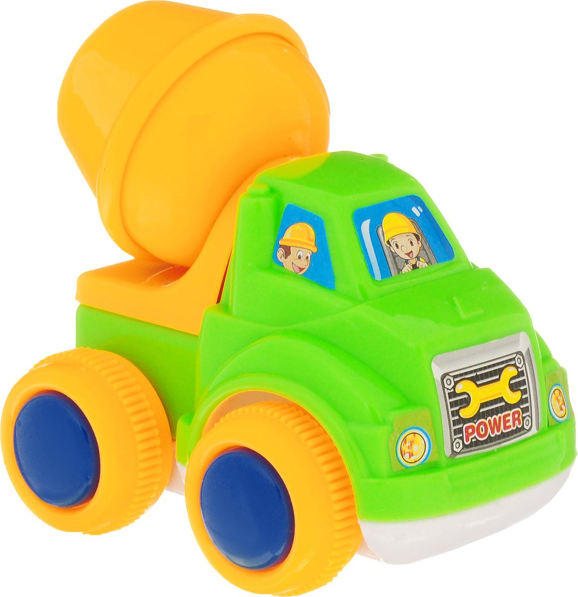 S+S Toys Бетономешалка инерционная s s toys набор для глажки