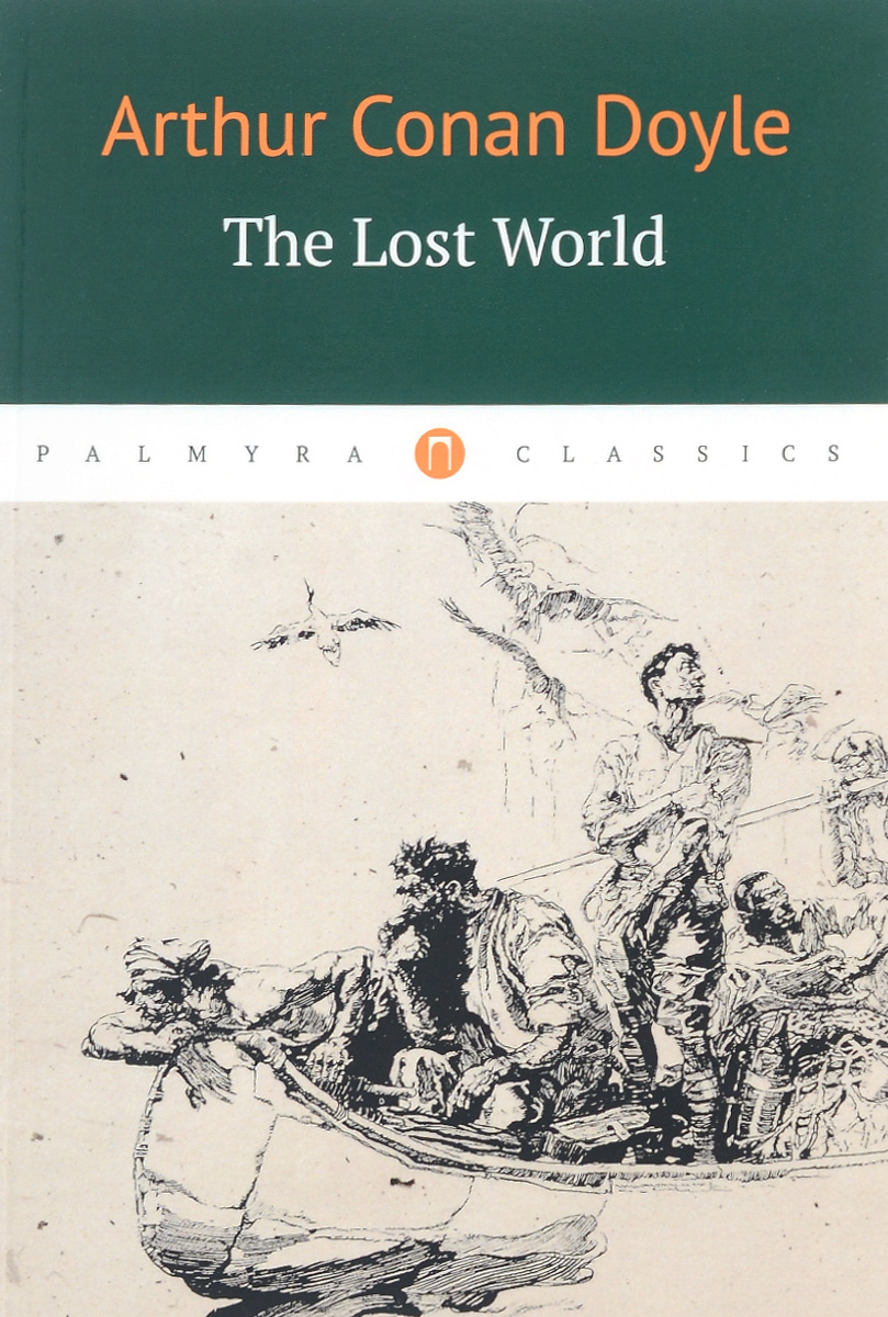 Arthur Conan Doyle The Lost World the trailsman 374