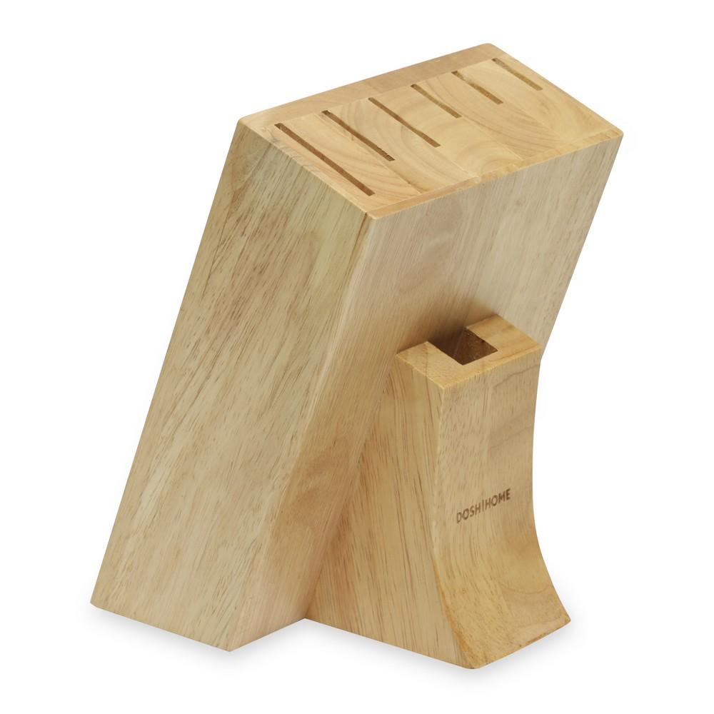 Блок для 5 ножей и ножниц Dosh Home Leo