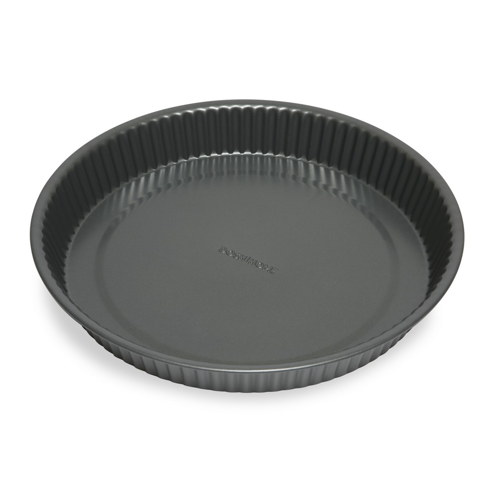Форма для выпечки Dosh Home Fornax, с волнистыми краями, с антипригарным покрытием, диаметр 28 см форма для льда с гибким дном pavo quelle dosh home 1011569