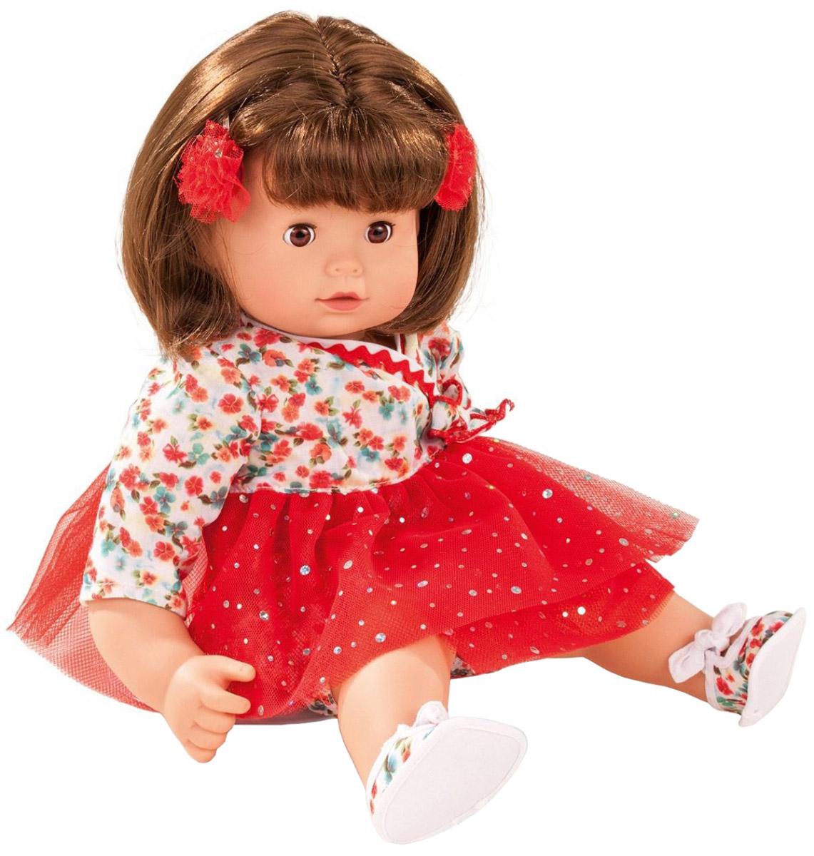 Gotz Кукла Макси Маффин брюнетка куклы и одежда для кукол gotz мини маффин 22 см
