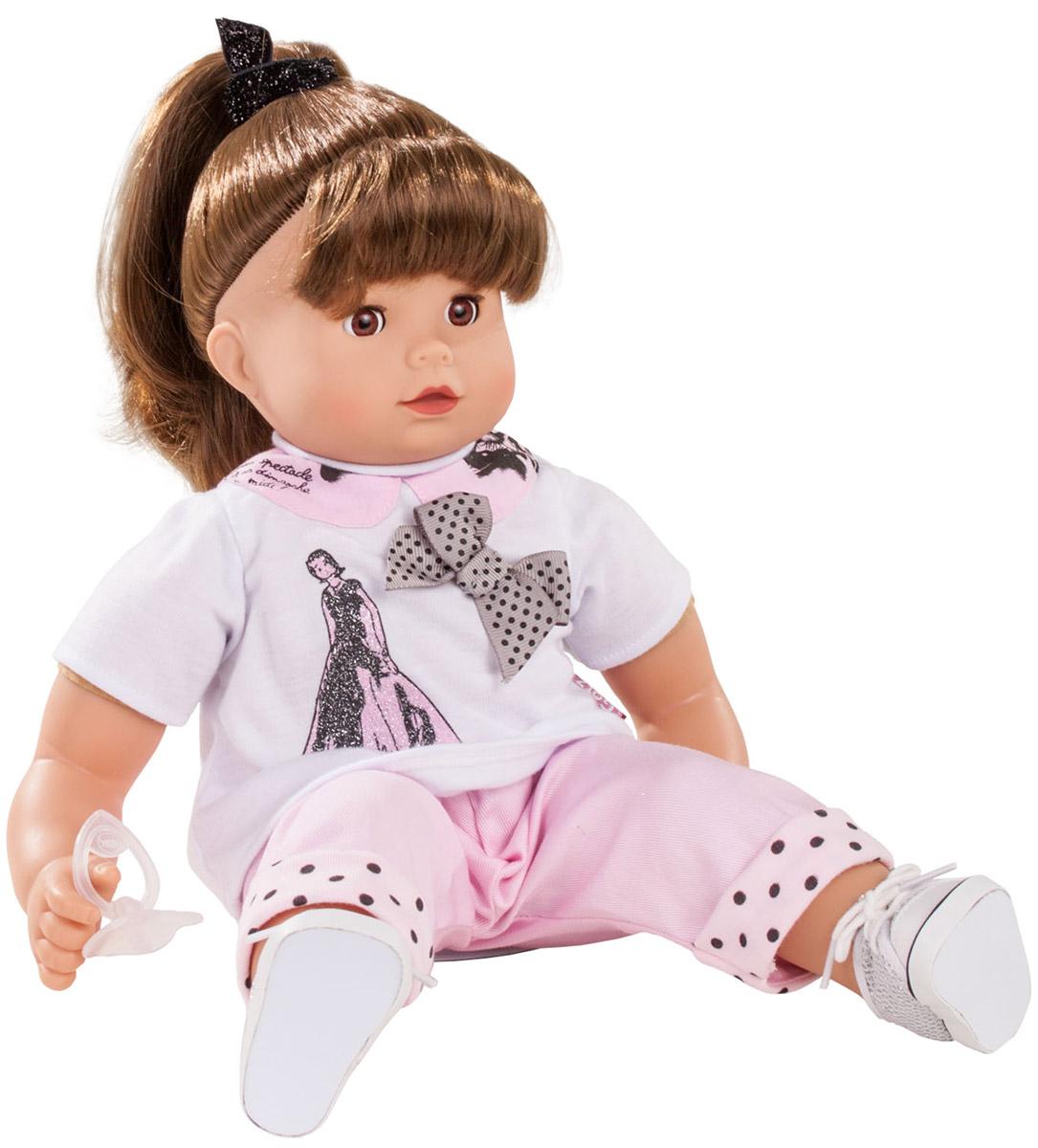 Gotz Кукла Макси Маффин шатенка куклы и одежда для кукол gotz мини маффин 22 см