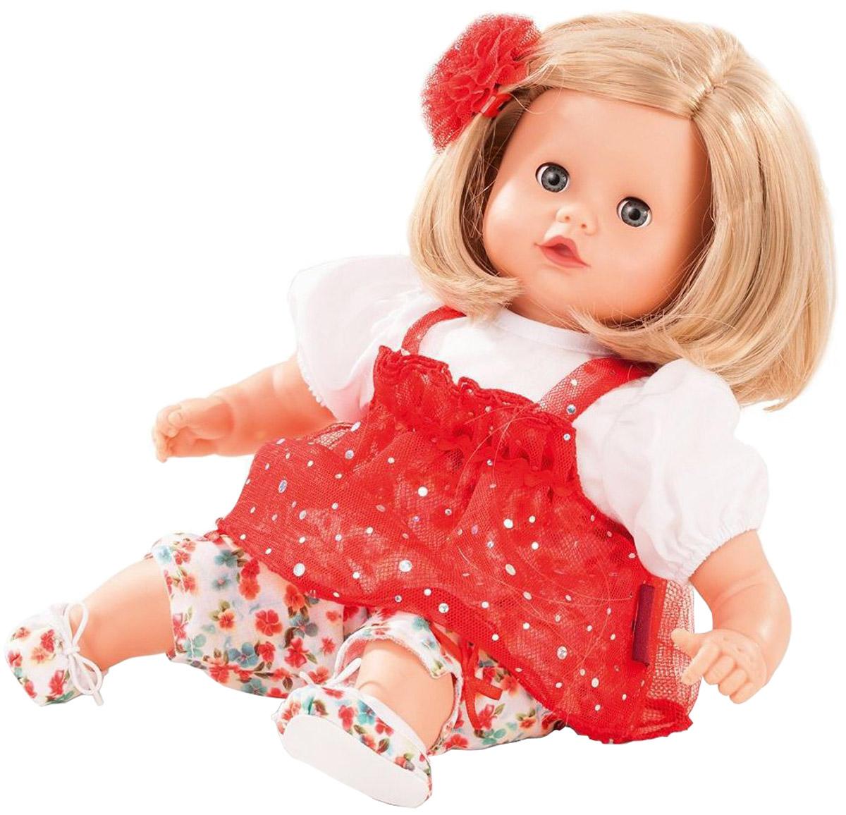 Gotz Кукла Маффин блондинка gotz пупс макси маффин в розовом костюме