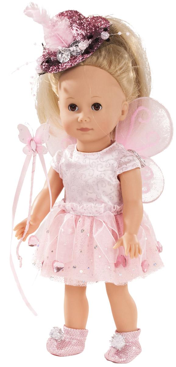 Gotz Кукла Паула в костюме феи куклы gulliver кукла дынька 30см