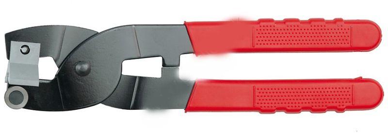 Кусачки для плитки Vorel, 20 см04000Кусачки-шипцы для плитки предназначены для откалывания узких полосок настенной и напольной плитки с целью придания ей требуемой формы. Заостренная верхняя губка, облегчающая использование по назначению. Удобные эргономичные ручки.