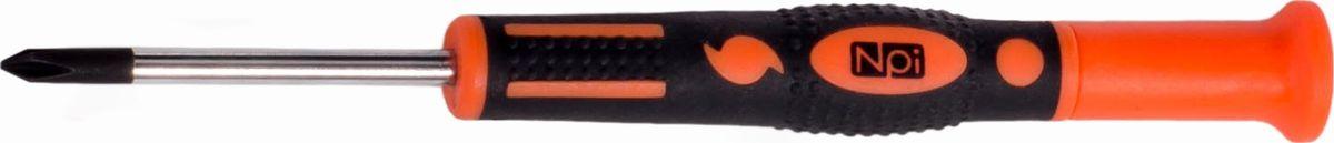 Отвертка крестовая NPI CrMo, для точных работ, PH1 x 50 мм30087Отвертка крестовая NPI CrMo, изготовленная из высокопрочной хром-молибден-ванадиевой стали, предназначена для точных работ. Имеет магнитный наконечник и эргономичную рукоятку. Тип наконечника: PH1.Длина жала: 50 мм.