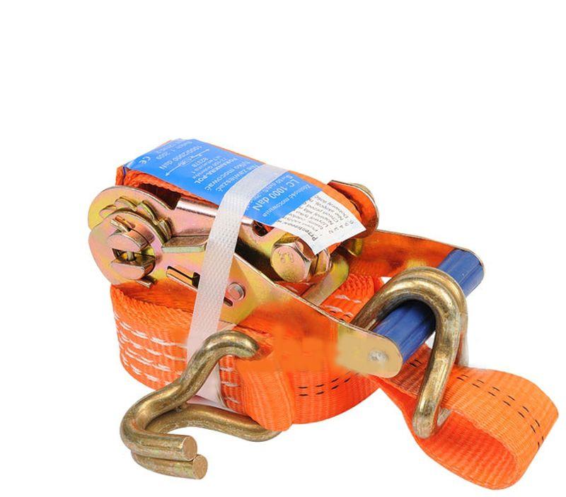 Ремень багажный Vorel, 35 мм, 6 м82379Ремень багажный Vorel позволит зафиксировать даже негабаритный багаж и предотвратить его повреждение при перевозке. Он оснащен крюками. Ремень может применяться как в автомобиле, так и в остальных транспортных средствах. Кроме того, такое изделие находит широкое применение в хозяйственно-бытовых нуждах. Длина: 6 м.Ширина: 35 мм.