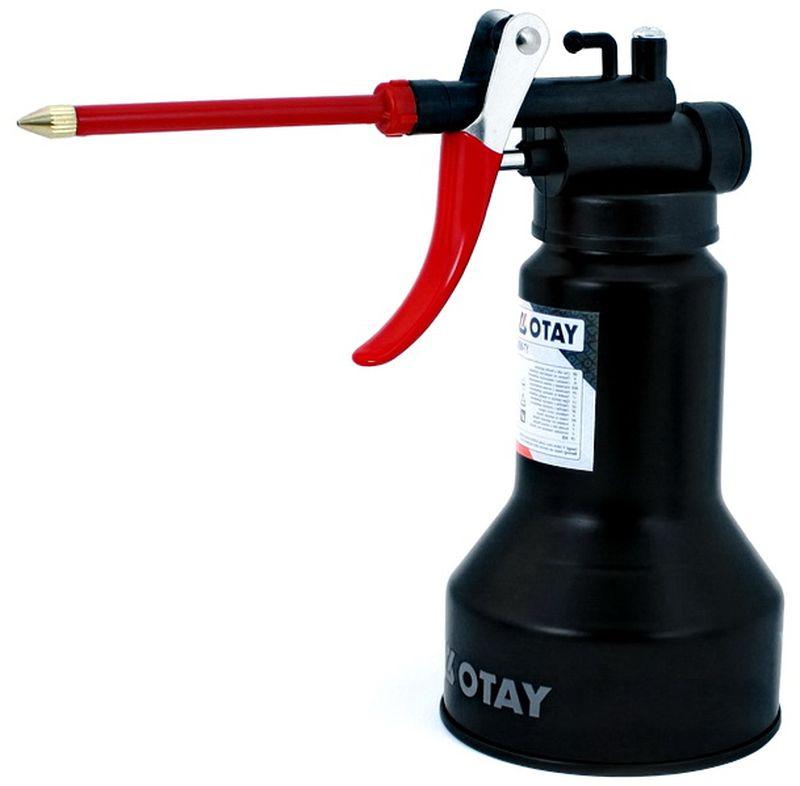 Масленка-нагнетатель Yato, 0,3 лYT-06913Масленка-нагнетатель Yato предназначена для нанесения смазки различной консистенции в труднодоступные узлы и механизмы различного оборудования. Оснащена удлиненным наконечником. Имеет рычаг для нагнетания смазки и металлическую трубку. Объем масленки: 0,3 л..