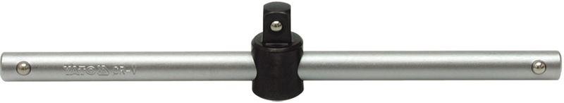 Вороток Yato, т-образный, 3/8. YT-3840YT-3840Вороток Yato выполнен из стали и предназначен для использования совместно с торцевыми головками, имеющими соединение размером 3/8. Изделие имеет Т-образную форму, которая обеспечивает удобство в работе и высокий крутящий момент. Инструмент подходит для частого использования и высоких нагрузок в профессиональной сфере деятельности за счет прочности конструкции и материала высокого качества.Тип: 3/8.Длина: 198 мм.