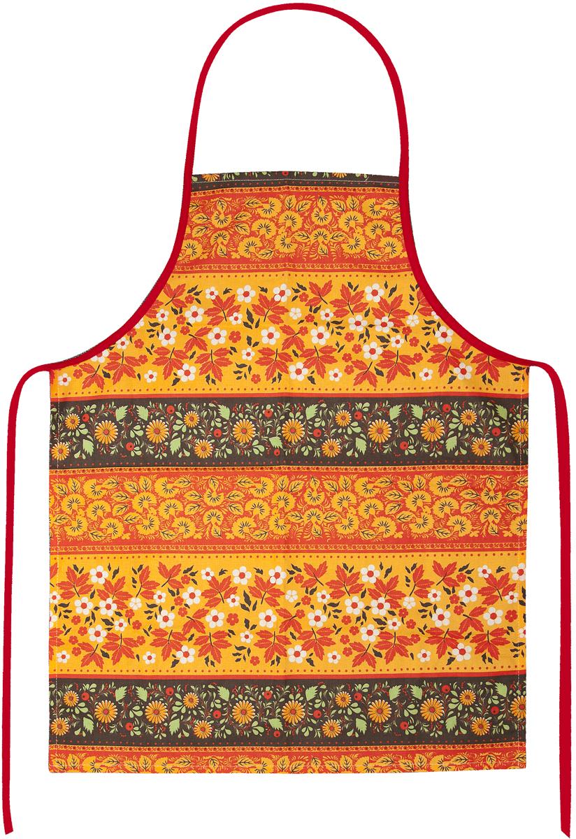 Фартук кухонный Bonita Славянка, 56 х 69 см фартук bonita bonita mp002xu0dyxh