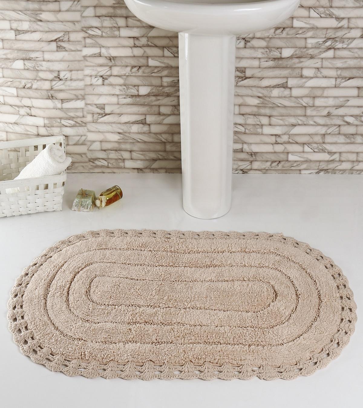 Коврик для ванной Karna Modalin. Yana, цвет: пудровый, 60 х 100 см5025/CHAR005Коврики для ванной Karna изготовлены из 100% хлопка.Махровое изделие отлично впитывает воду и быстро сохнет. На впитывающие качества махры (ее гигроскопичность) влияет состав волокон. Махра абсолютно не аллергенна, имеет высокую воздухопроницаемость и долгий срок использования ткани.