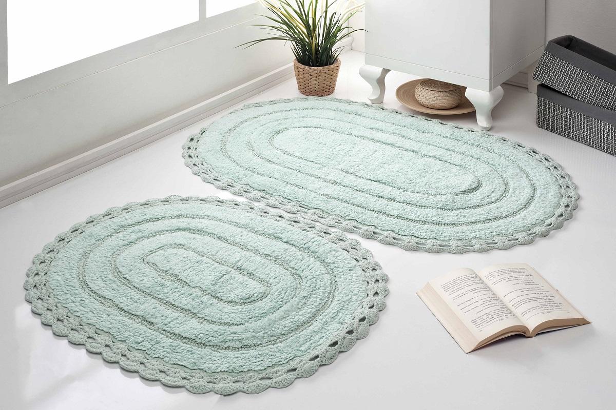 цены Набор ковриков для ванной Karna