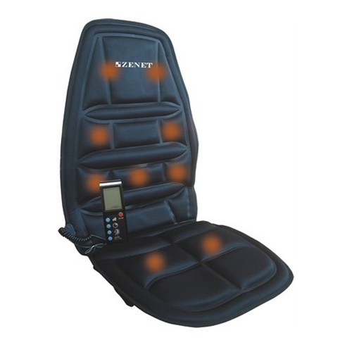 Zenet ZET-771 Накидка массажная TL-2007-B - Массажеры и массажные столы