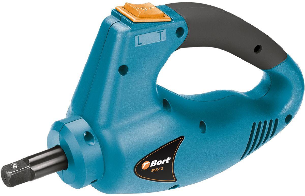Гайковерт проводной автомобильный Bort BSR-1291270658Bort BSR-12 - это автомобильный гайковерт работающий от сети автомобиля 12 В. Открутить колесо можно даже в поле, этот гайковерт работает от автомобильного прикуривателя 12V. Если прикуриватель не работает или занят, можно подключиться напрямую к аккумулятору, в комплекте специальный переходник.
