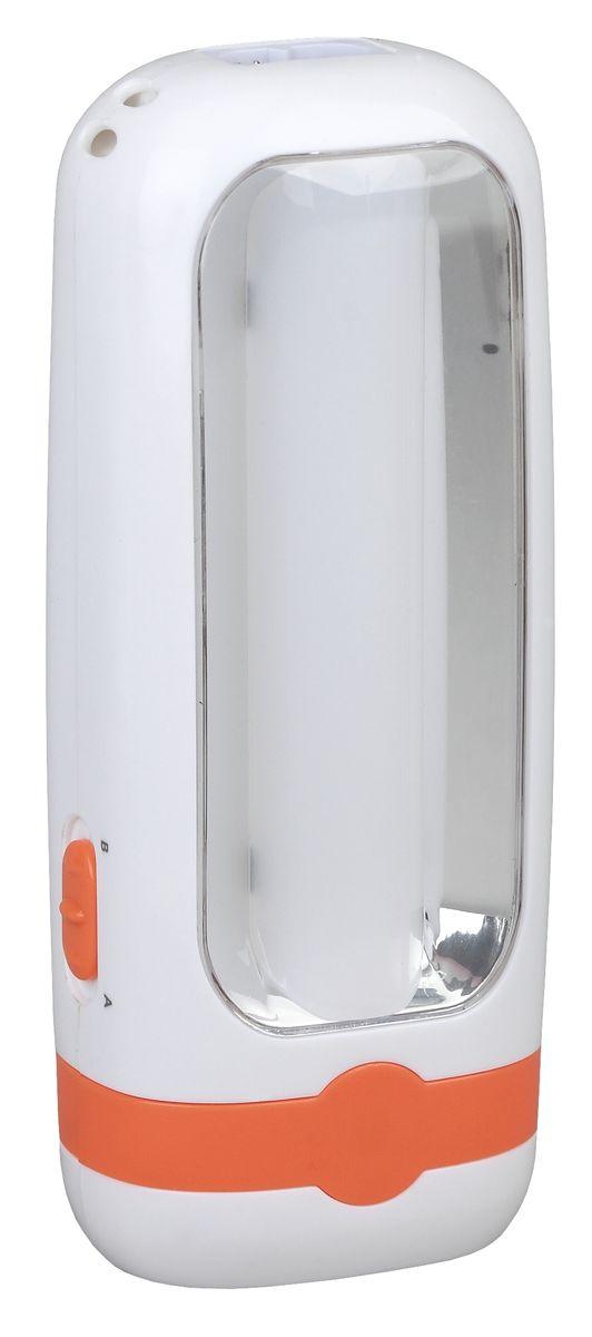 Фонарь кемпинговый Эра, 10 SMD+1W, аккумулятор 4V 900mAh, ЗУ 220V фонарь эра wla48 автомобильный