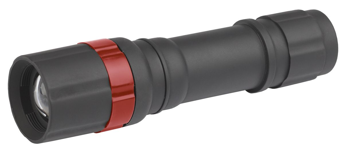Фонарь ручной Эра, 3 W LED, с регулируемым корпусом фонарь брелок эра 1xled с лазерной указкой