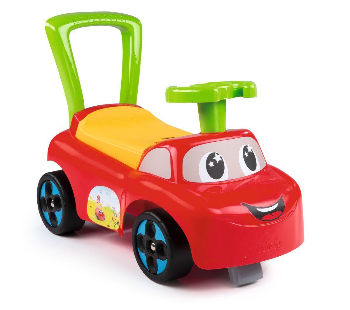 Smoby Машинка-каталка цвет красный -  Каталки, понициклы