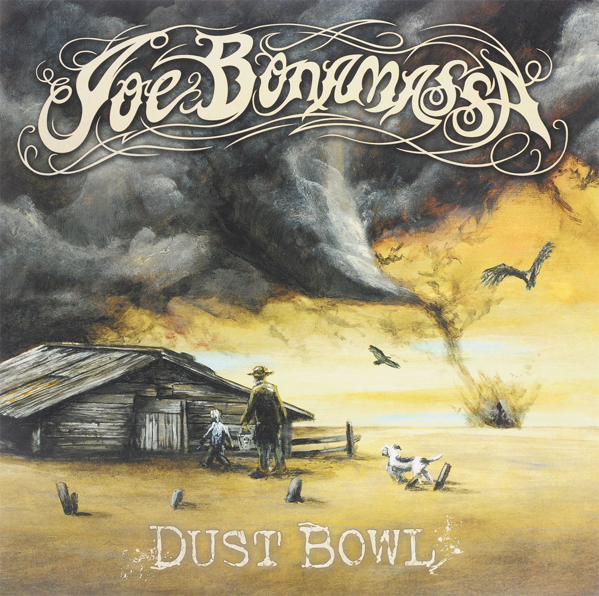 Joe Bonamassa. Dust Bowl (LP)
