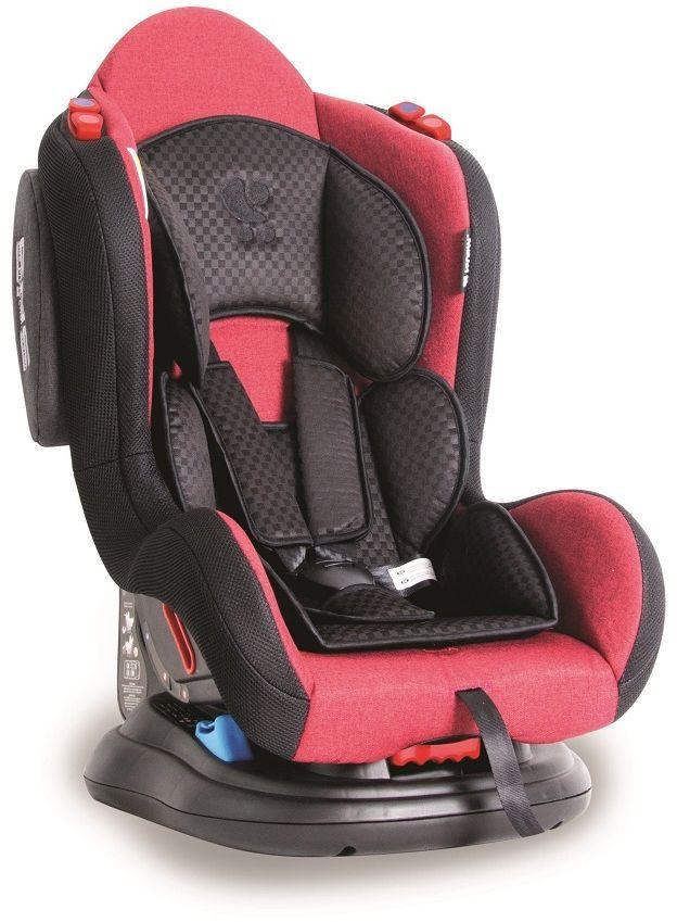 Lorelli Автокресло Jupiter цвет красный черный от 0 до 25 кг lorelli автокресло lifesaver цвет серый от 0 до 13 кг