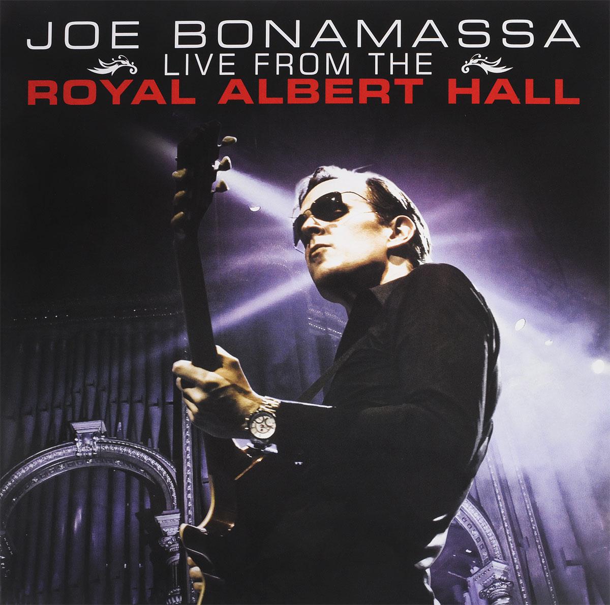 Джо Бонамасса Joe Bonamassa. Live From The Royal Albert Hall (2 LP) pete townshend s classic quadrophenia live from the royal albert hall