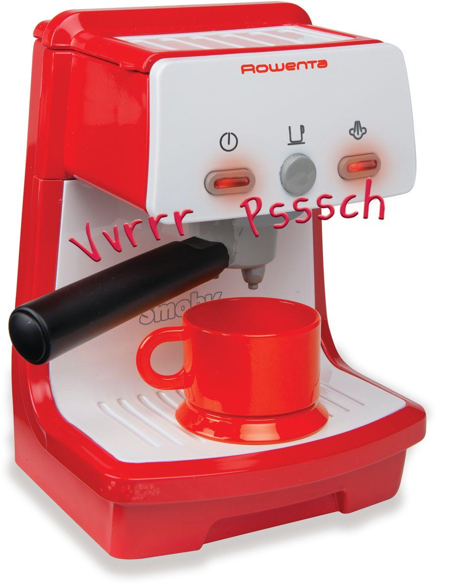 Smoby Игрушечная кофеварка Rowenta