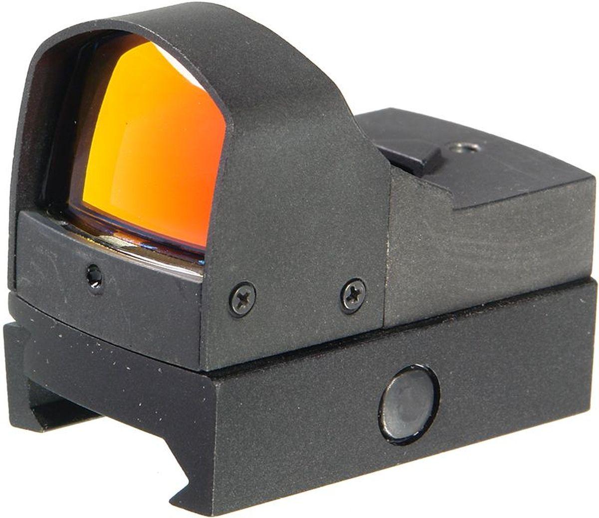 Прицел коллиматорный Veber, RM123 Weaver23002Коллиматорный прицел открытого типа, устанавливается на планку Weaver, размер окошка 23x17 мм, прицельная марка - красная точка. Усиленная конструкция основания прицела. ОПИСАНИЕСерия Veber RM123, является модернизированной версией коллиматорного прицела Veber R123. Изменена конструкция основания прицела, что позволило значительно увеличить срок службы и надежность работы изделия при длительной эксплуатации на оружии большой мощности. Помимо появления модификации на планку «ласточкин хвост», увеличилась длина поджимной планки до 46 мм в версии на Weaver и до 15 мм в DVT. Исключены любые смещения при мощной отдаче, обеспечена высокая стабильность положения прицельной метки.Самый маленький, но серьезный коллиматорный прицелVeber RM123. Корпус — анодированный матовый алюминий марки 6061-Т6.Светящаяся точка — 6 угловых минут, зона, покрываемая точкой, — 8 см на 50 м. Благодаря увеличению 1х (точнее 1,07х), прицел обладает большим полем зрения, а асферическая оптика не искажает видимую картинку.Прицел оборудован световым датчиком, и комплектуется защитным колпачком. Включение прицела происходит автоматически при снятии колпачка. Для точной регулировки положения прицельной марки по высоте и по горизонту в комплект входят шестигранный ключ и отвертка. Как производить эту процедуру, подробно описано в инструкции.Базовое крепление — на планку Weaver. Через специальный переходник прицел можно без опаски устанавливать и на вентилируемую планку оружия.Прицел не боится влаги и сохраняет работоспособность при попадании воды в корпус, но не является влагонепроницаемым. Использование устройства в условиях повышенной влажности может привести просто к ускоренному разряду батареи.Комплектация Прицел Veber RM123 Защитный колпачок Ключ шестигранник Отвертка Батарейка CR 2032 Салфетка из микрофибры для протирки оптики Гарантийный талон Инструкция на русском языкеТехнические характеристикиУвеличение, крат 1,07Размер линзы, мм 23х17Дульная энерг