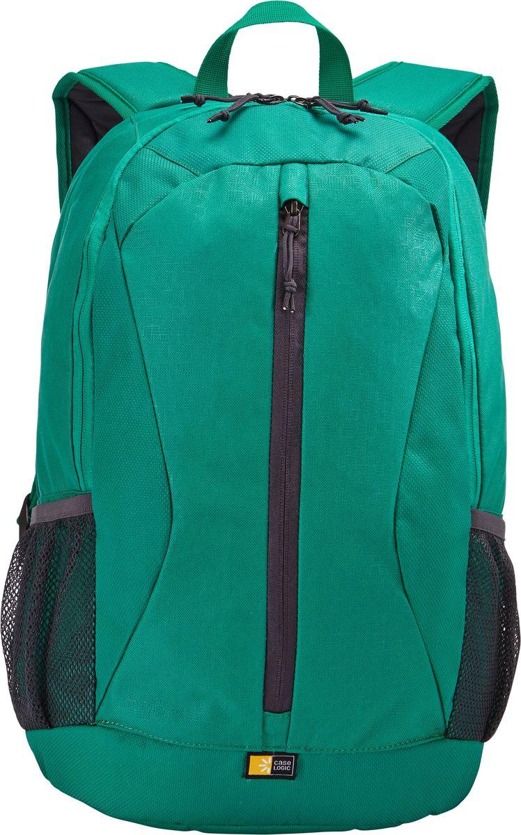 Case Logic Ibira, Pepper рюкзак для ноутбука 15.6IBIR-115_PEPPERCase Logic Ibira - стильный, вместительный рюкзак с гибкой системой хранения поможет оставаться на связи, занимаясь повседневными делами. Имеет вшитый карман для ноутбука до 15.6 и карман для iPad или планшета размером 10.1. Карман для ноутбука можно использовать для хранения обуви или одежды отдельно от других вещей. На задней панели предусмотрен потайной карман для безопасного хранения денег и документов. Оснащен дополнительным отсеком для кабелей и небольших электронных устройств. Для удобного хранения необходимых в пути вещей предусмотрены вертикальные карманы. Сетчатые боковые карманы позволяют взять в дорогу бутылку с водой. Широкие, мягкие лямки обеспечивают комфортное распределение нагрузки рюкзака.Подходит для устройств размером 38,6 см х 26,7 см x 30 смОбъем: 24 л