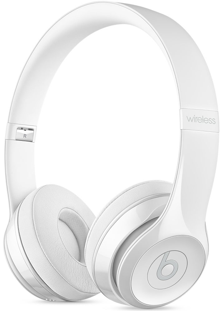 Beats Solo3 Wireless, White наушники наушники беспроводные beats solo3 wireless on ear neighborhood collection brick red mpxk2ze a