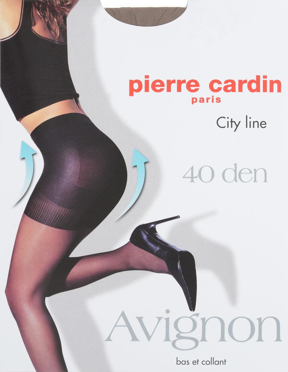 Колготки Pierre Cardin Avignon, цвет: Bronzo (бронзовый). Размер 2 (42/44)Cr AvignonСтильные классические колготки Pierre Cardin Avignon, изготовленные из эластичного полиамида с добавлением хлопка, идеально дополнят ваш образ.Шелковистые матовые колготки легко тянутся, что делает их комфортными в носке. Гладкие и мягкие на ощупь, они имеют комфортные плоские швы, гигиеническую ластовицу из хлопка и отформованную пятку. Высокоэластичные шортики плотностью 150 ден со специальной градуировкой плотности приподнимают и подтягивают ягодицы, делая фигуру более стройной и подтянутой. Широкая резинка на поясе обеспечивает удобную посадку. Идеальное облегание и комфорт гарантированы при каждом движении.Уважаемые клиенты! Обращаем ваше внимание на то, что упаковка может иметь несколько видов дизайна. Поставка осуществляется в зависимости от наличия на складе.