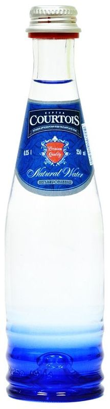 Courtois питьевая артезианская вода высшей категории негазированная, 0,25 л шу л радуга м энергетическое строение человека загадки человека сверхвозможности человека комплект из 3 книг