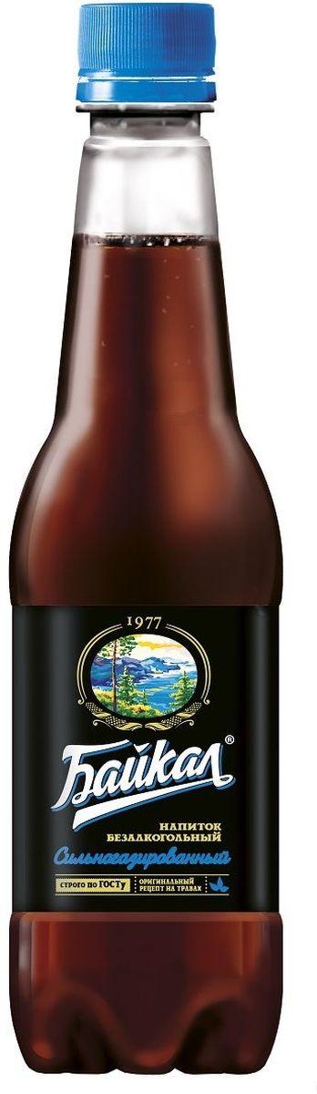 Байкал1977 напиток безалкогольный сильногазированный, 0,5 л010500-0026844Рецепт напитка Байкал был создан Институтом пивоваренной и безалкогольной промышленности в 1973 году. Входящие в состав лечебные травы зверобоя, корня солодки и элеутерококка придали напитку неповторимый вкус и наделили лечебными свойствами. Компания Аквалайф сохранила традиционную рецептуру, благодаря которой, напиток завоевал любовь и признание потребителей.Компания Аквалайф обладает эксклюзивными правами на производство и реализацию напитка Байкал, как на территории России, так и в 30 странах мира.