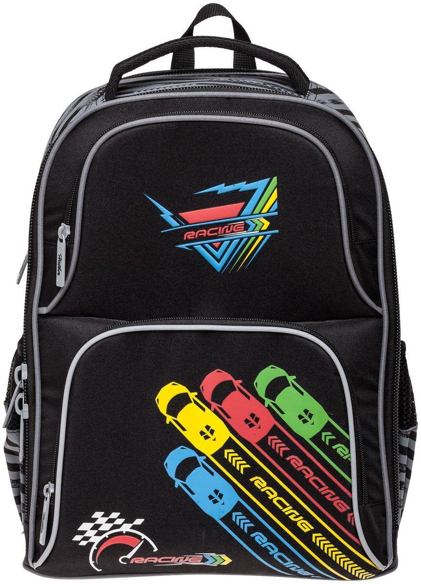 Hatber Рюкзак Comfort Racing рюкзак школьный hatber trend line хатико цвет черный