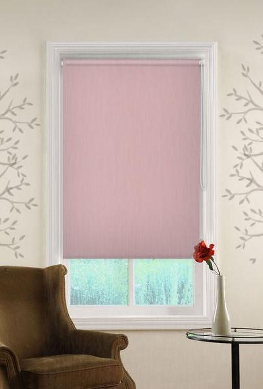 Штора рулонная Эскар Blackout, светонепроницаемая, цвет: розовый кварц, ширина 120 см, высота 170 см84933120170Рулонными шторами можно оформлять окна как самостоятельно, так и использовать в комбинации с портьерами. Это поможет предотвратить выгорание дорогой ткани на солнце и соединит функционал рулонных с красотой навесных.Преимущества применения рулонных штор для пластиковых окон:- имеют прекрасный внешний вид: многообразие и фактурность материала изделия отлично смотрятся в любом интерьере; - многофункциональны: есть возможность подобрать шторы способные эффективно защитить комнату от солнца, при этом она не будет слишком темной.- Есть возможность осуществить быстрый монтаж.ВНИМАНИЕ! Размеры ширины изделия указаны по ширине ткани!Во время эксплуатации не рекомендуется полностью разматывать рулон, чтобы не оторвать ткань от намоточного вала.В случае загрязнения поверхности ткани, чистку шторы проводят одним из способов, в зависимости от типа загрязнения: легкое поверхностное загрязнение можно удалить при помощи канцелярского ластика; чистка от пыли производится сухим методом при помощи пылесоса с мягкой щеткой-насадкой; для удаления пятна используйте мягкую губку с пенообразующим неагрессивным моющим средством или пятновыводитель на натуральной основе (нельзя применять растворители).