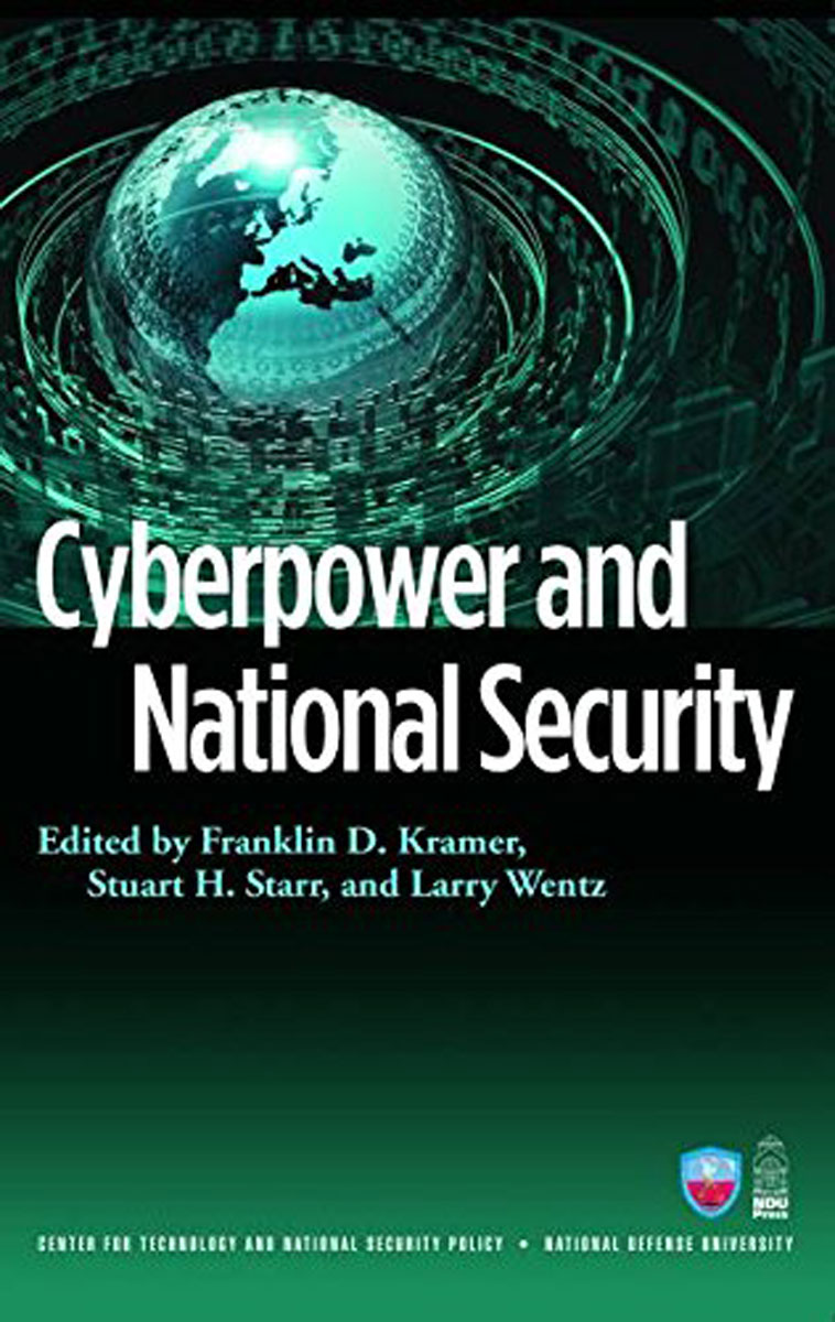 Cyberpower and National Security presidential nominee will address a gathering