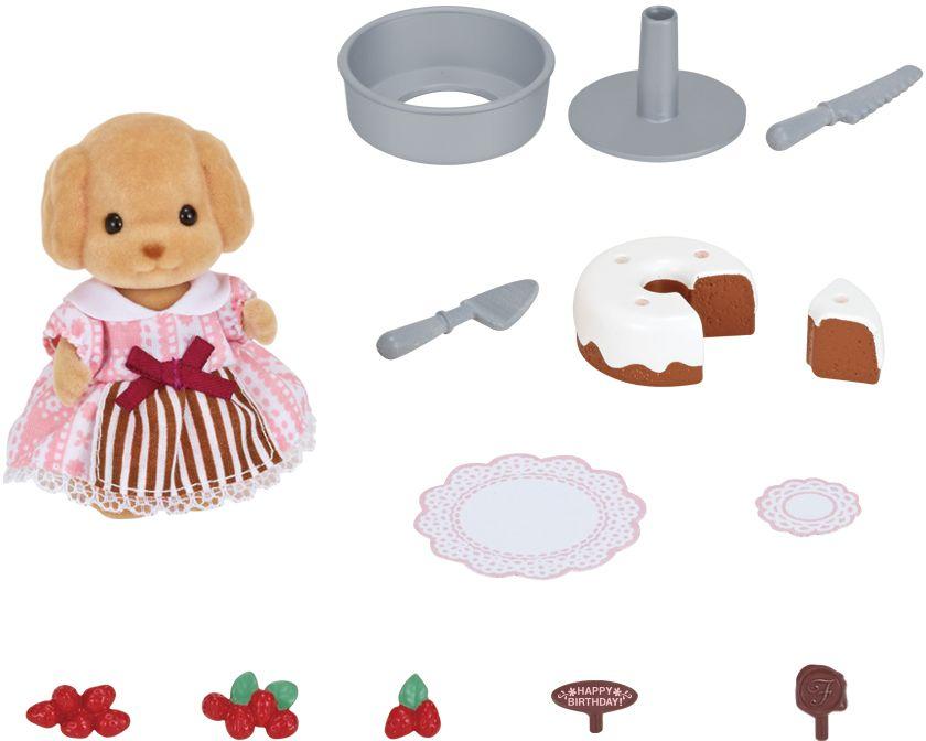 Sylvanian Families Набор фигурок Украшения тортиков