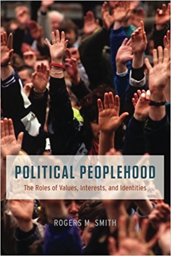 Political Peoplehood: The Roles of Values, Interests, and Identities a study of the religio political thought of abdurrahman wahid