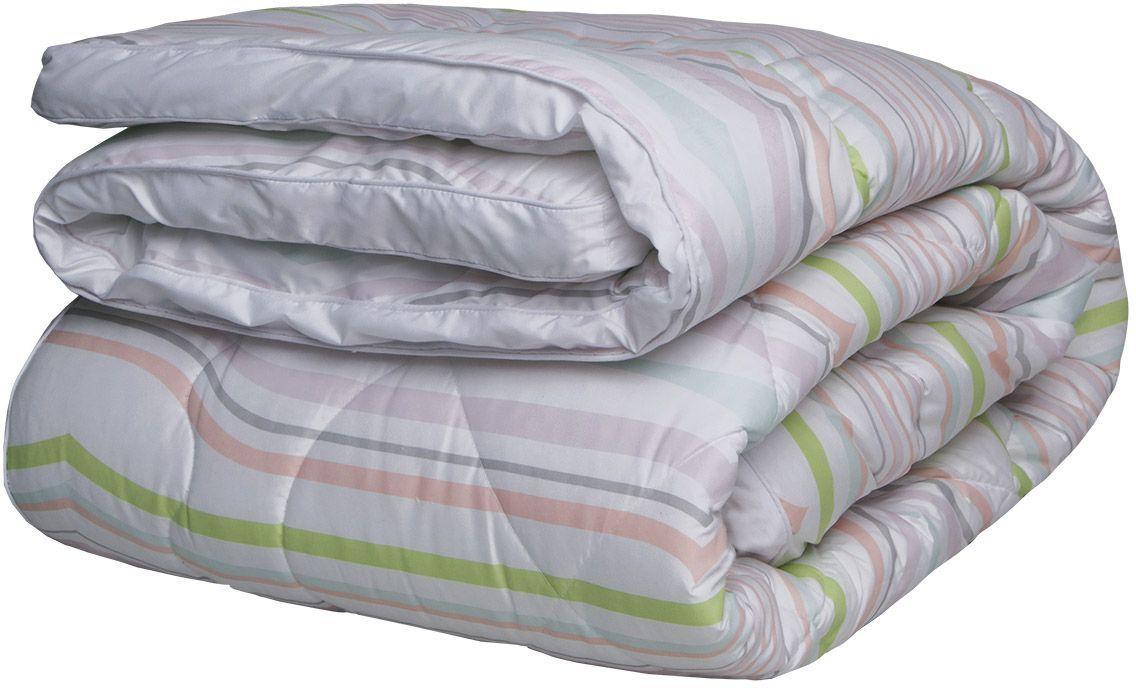 Одеяло Mona Liza Secret Gardens, цвет: белый, 170 x 200 см549038Ткань верха: тик пуходержащий 100% п/э.Стеганный чехол: ниточная стежка.Состав наполненителя: Силиконизированное волокно Лебяжий пух 100% п/э.Отделка: бортик с логотипом, кант.