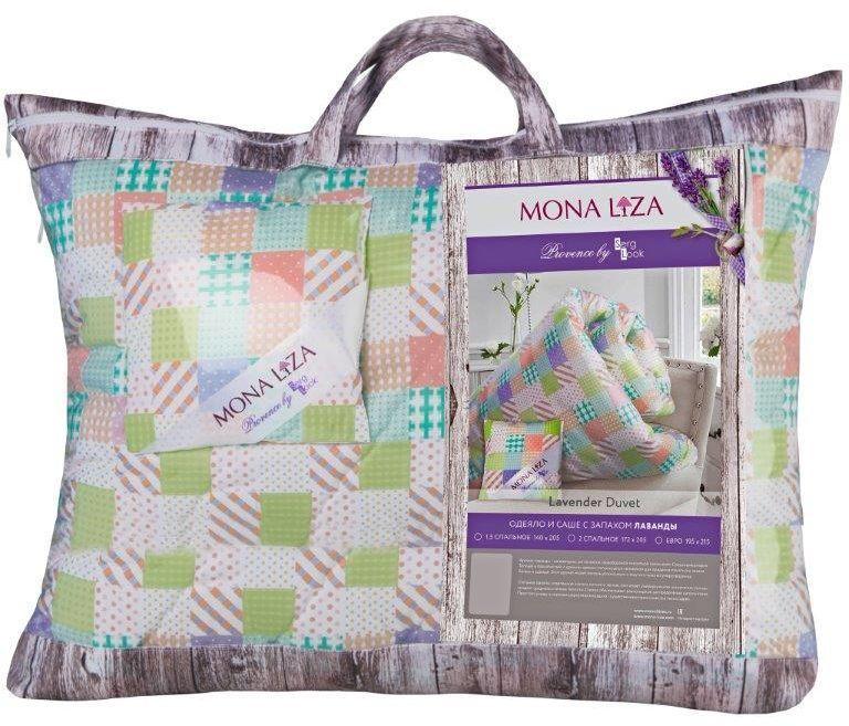 Одеяло Mona Liza Provence аромат Lavender, 140 х 205 см549937/3К каждой подушке и одеялу идет саше. Аромат лаванды, розы, жасмина и сирени непременно окутает комнату легким шлейфом нежнейшего парфюма. Не откажите себе в удовольствии и создайте уникальный интерьер с коллекцией PROVENCE!