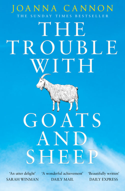 The Trouble with Goats and Sheep daisy and the trouble with christmas
