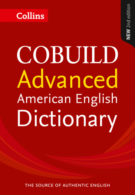 Collins COBUILD Advanced American English Dictionary cobuild elementary english grammar