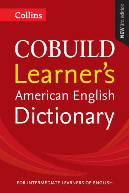 Collins COBUILD Learner's American English Dictionary cobuild intermediate learner's dictionary
