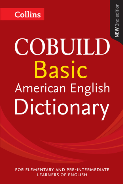 Collins COBUILD Basic American English Dictionary cobuild elementary english grammar