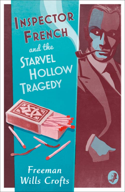 Inspector French and the Starvel Hollow Tragedy бумага для писем other paper products brand 0014