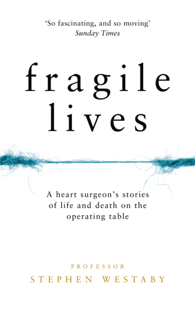 Fragile Lives: A Heart Surgeon's Stories of Life and Death on the Operating Table наушники harper hb 108 black