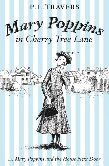 Mary Poppins in Cherry Tree Lane / Mary Poppins and the House Next Door mary poppins opens the door