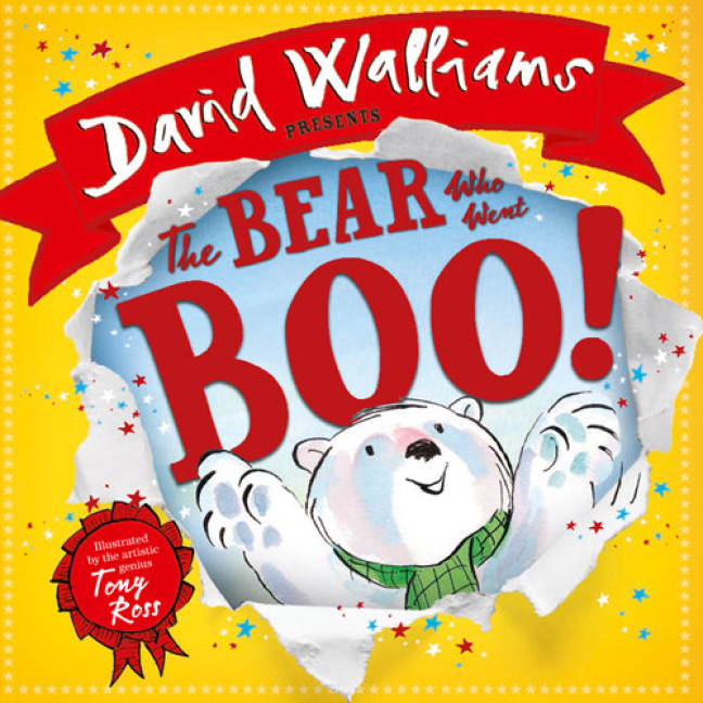 The Bear Who Went Boo! one two boo