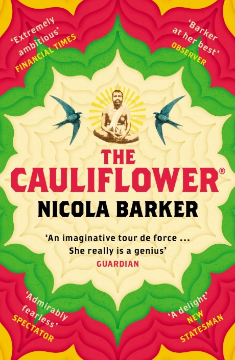 The Cauliflower the salmon who dared to leap higher