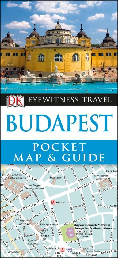 Фото DK Eyewitness Pocket Map & Guide Budapest dk eyewitness top 10 travel guide scotland