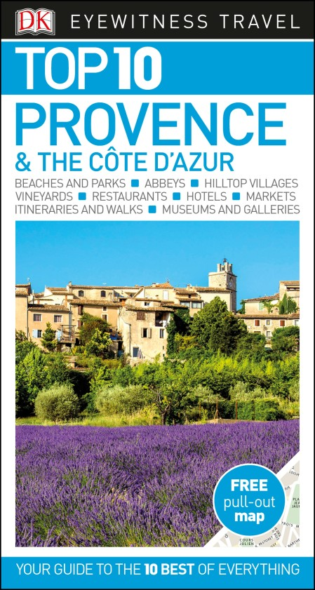 Фото DK Eyewitness Top 10 Travel Guide Provence & the Cote d'Azur dk eyewitness top 10 travel guide scotland